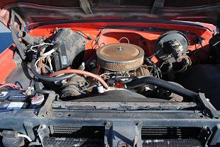 1967 Chevy Truck