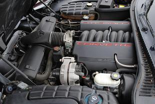 2002 Corvette Convertible