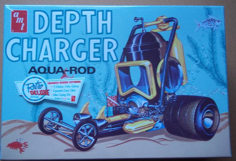 depth charger show rod