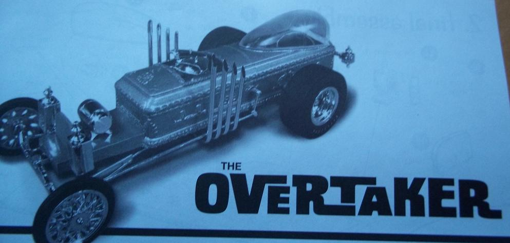 overtaker dragula